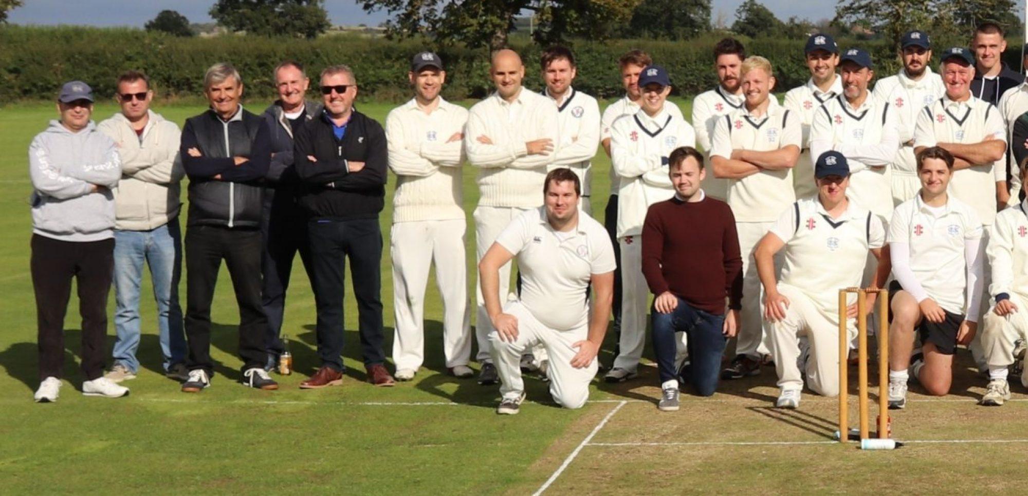 Marsh Gibbon Cricket Club
